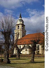 Altdobern church 01