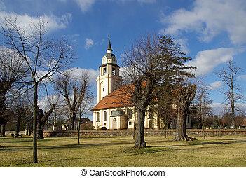 Altdobern church 02
