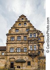 Alte Hofhaltung (Old Court), Bamberg, Germany