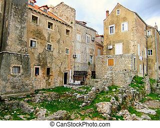 alte stadt, von, dubrovnik, kroatien