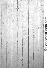 alterato, bianco, legno