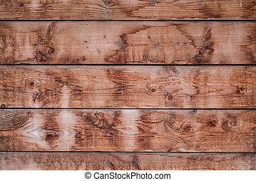 alterato, legno, fondo