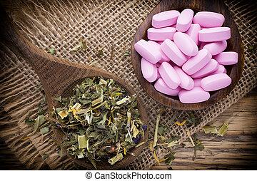 alternativ, medicin