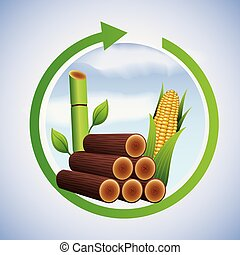 alternativa, ecologia, biofuel