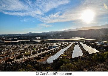alternative energiequelle, begriff