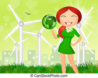 alternative energiequelle