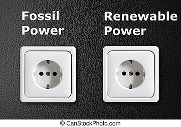 alternative energy concept