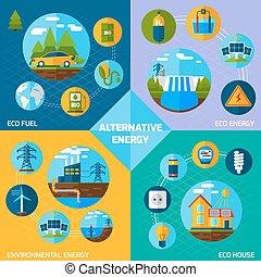 Alternative Energy Set