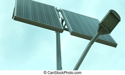 Solar panel - Alternative energy. Solar panel - Stock ...