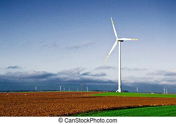 Alternative energy.