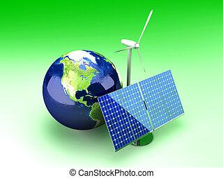 Alternative Energy - USA