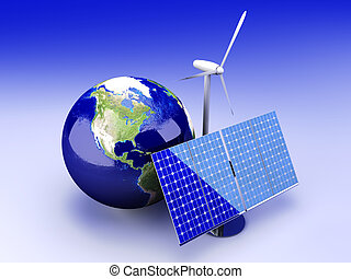 Alternative Energy - USA