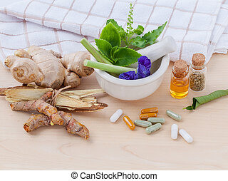 Alternative health care fresh herbal ,dry and herbal capsule...