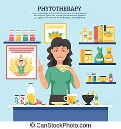 Alternative Medicine Illustration - Alternative medicine ...