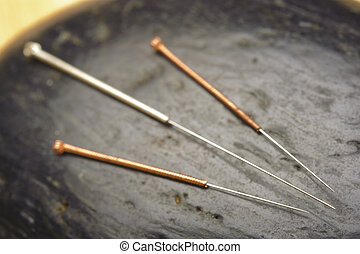 alternative medicine with acupuncture