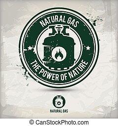 alternative natural gas stamp
