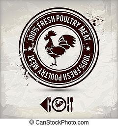 alternative poultry stamp