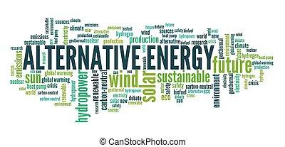 Alternative renewable energy