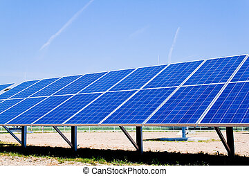 Alternative solar energy.
