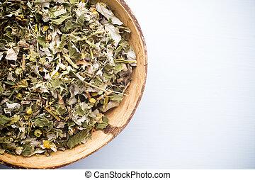 alternative, thé, medicine.