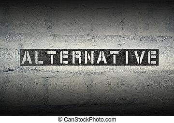 alternative word gr