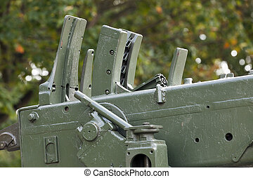 altes , militaer, ausrüstung