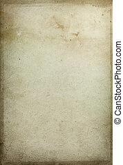 altes , pergamentpapier, beschaffenheit