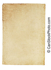 altes , pergamentpapier, hintergrund