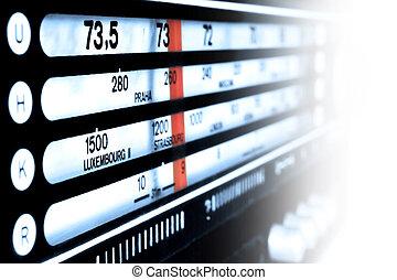 Frequenzen Radio
