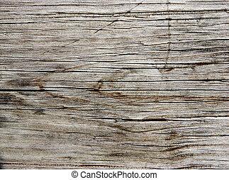 altes , redwood, planke