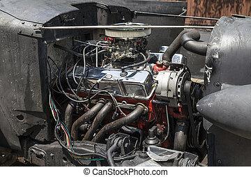 altes , sauber, ottomotor