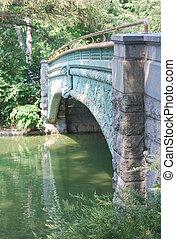 altes , steinbrücke