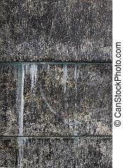 altes , steinigen textur