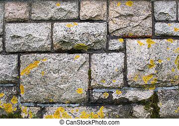 altes , steinmauer