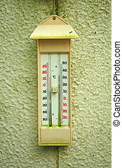 altes , thermometer