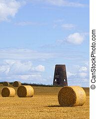 altes , windmühle, 3