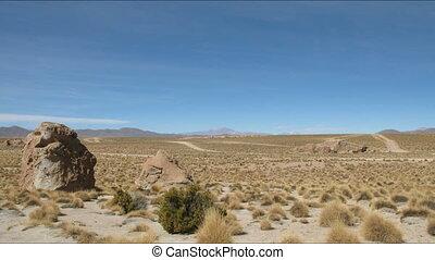 Altiplano , Potosi area , Bolivia