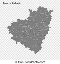 alto, mapa, región, calidad, rusia