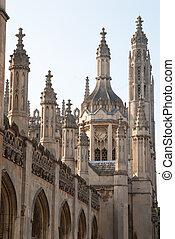 alto, torres, colegio, king's