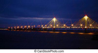alton, 架桥
