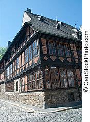 Goslar - Altstadt in Goslar