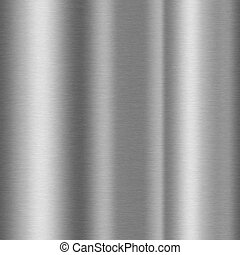 aluminio, textura, plano de fondo
