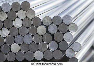 aluminium, стек, bars