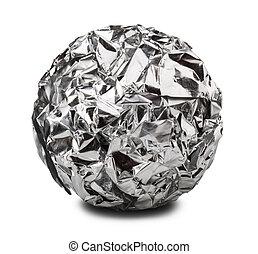 aluminium, фольга