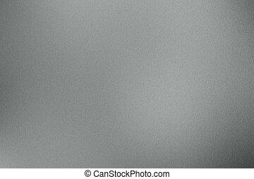 aluminium, abstract, zwarte achtergrond, ruwe textuur