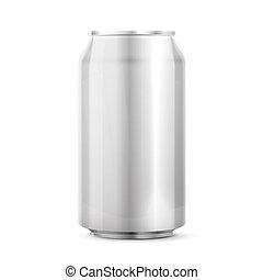 Metal Aluminum Beverage Drink Can