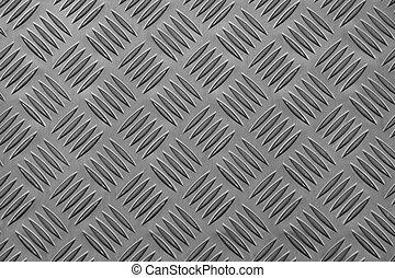 aluminium, plancher