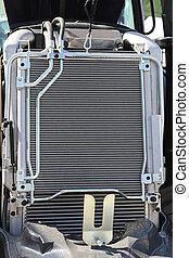 Radiator Engine Cooling