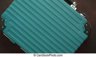 aluminium, vert, dur, professionnel, tools., serviette