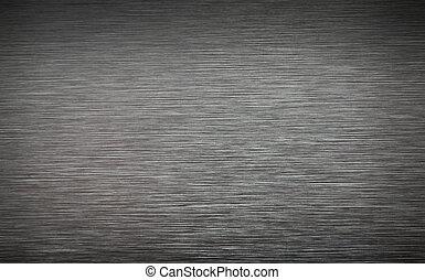 aluminium/metal, steel/brushed, fundo